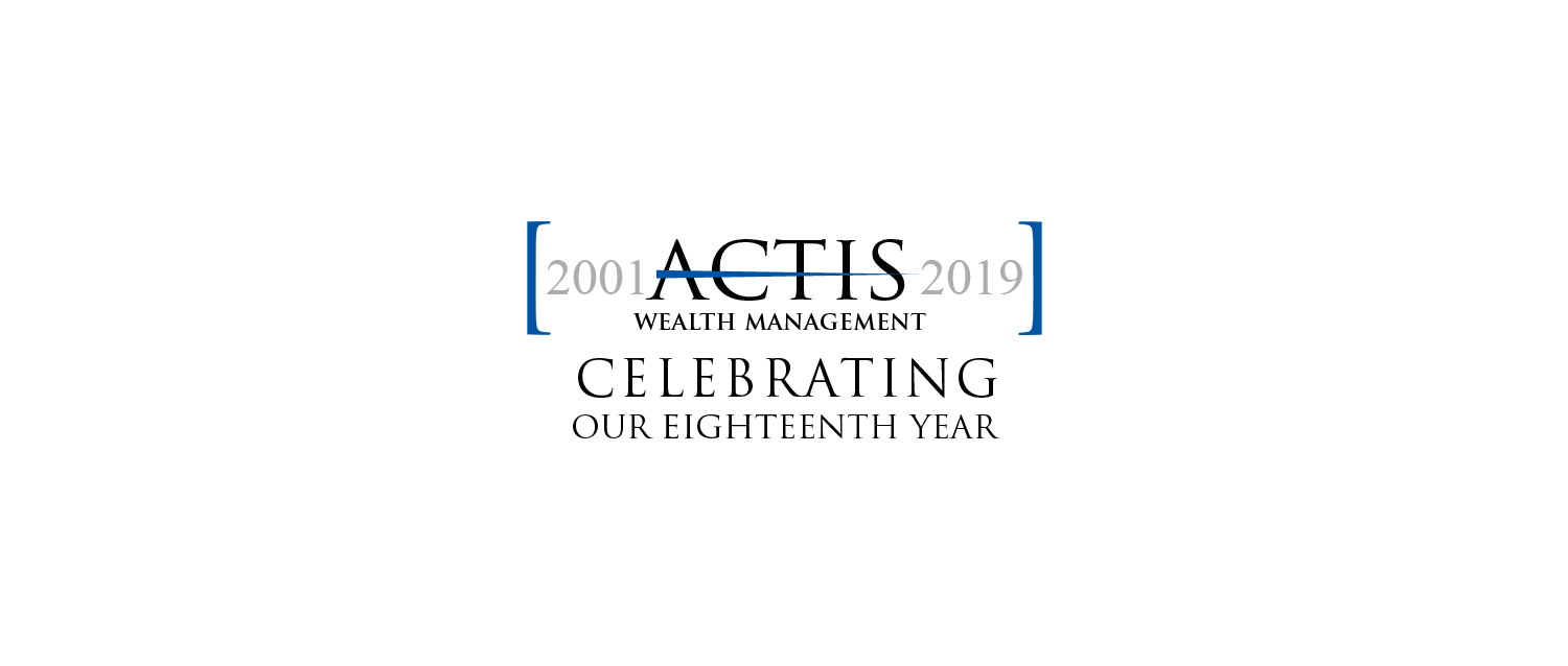 financial advisor west des moines iowa | Actis Wealth Management 2019 18th-year-slideshow
